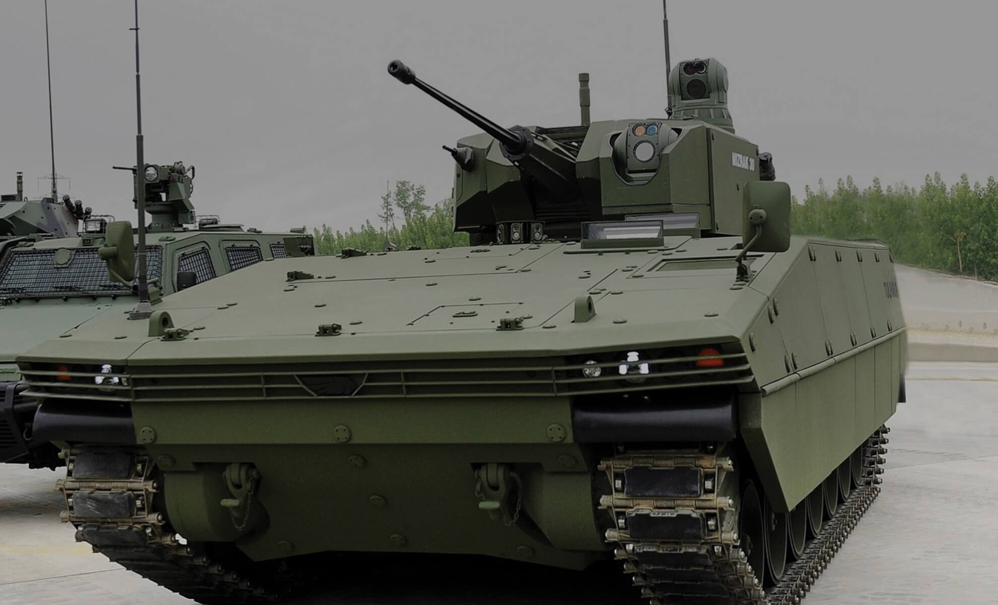 Track and Armour for Fighting Vehicles banner image
