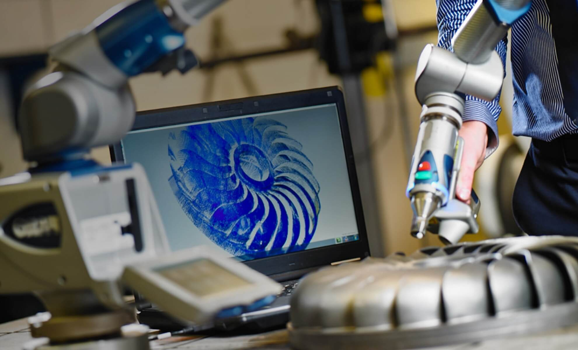 NDT and Metrology  banner image