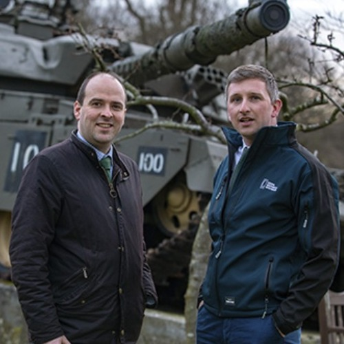 New MP visits 'vital' Cook Defence Systems thumbnail