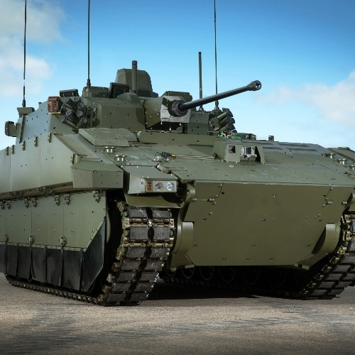 William Cook wins order to supply Ajax fighting vehicle thumbnail